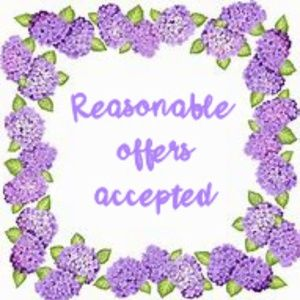Tops - 💐Reasonable Offers Accepted🌷